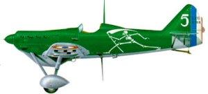 Avion pour la patrouille DEWO_D510